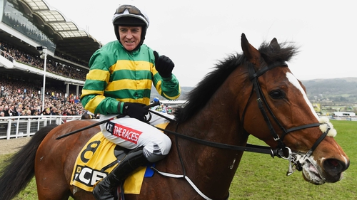 Barry Geraghty has yet to decide on who he'll take to the Grand National