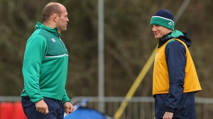 Rory Best on Joe Schmidt: 'He's one of the best coaches I've worked with'