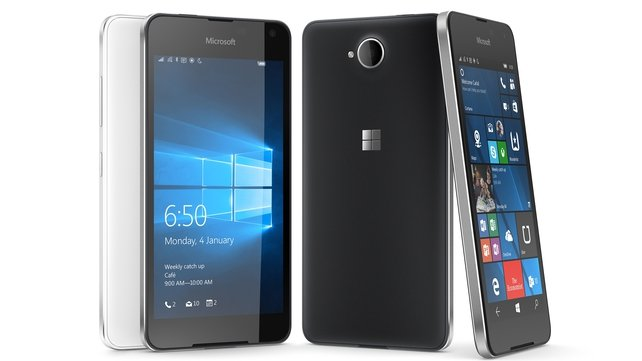 The Lumia 650 has been re-designed to give it a more premium look for business uers