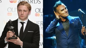 He knew it was going to happen someday - Morrissey's early days will be chronicled on the big screen with Jack Lowden in the lead role
