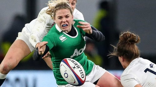 Niamh Briggs: 'We can't walk away from things because they haven't worked once or twice.'