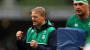 Joe Schmidt will remain in charge of Ireland until 2019
