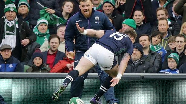 Six Nations 2019: Ireland will be a 'different animal' against Scotland - Pountney