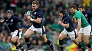 Stuart Hogg is confident there will be no bad blood between Scotland and Ireland