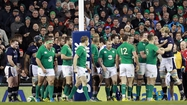 VIDEO: Joe Schmidt hails Ireland grit