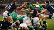 Ireland beat Scotland to finish with flourish