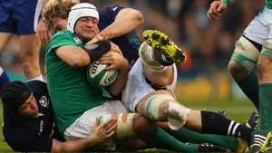Rory Best: 'When we look back the France game will be very, very frustrating for us'