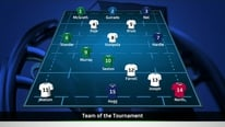 Eddie O'Sullivan, Brent Pope and Shane Horgan break down their Team of the Tournament.