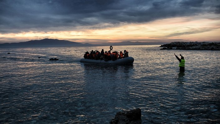 Oxfam: Migrants are 'still coming' after EU-Turkey deal comes into affect