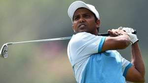 SSP Chawrasia lost a play-off to Anirban Lahiri at the tournament last year