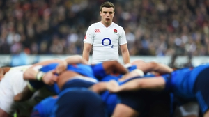 George Ford has won 23 caps for England