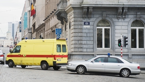Abdeslam was transferred by ambulance to a prison in Bruges yesterday. He will receive further medical treatment for leg wounds at the prison