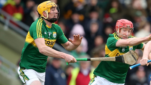 Kerry claimed their first win over Offaly in 60 years