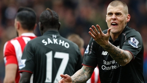 The introduction of Martin Skrtel was a turning point