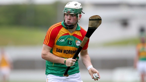 Marty Kavanagh was on form for Carlow