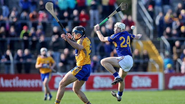Tipperary won the sides' last meeting in the league in 2015