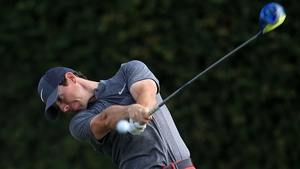 Rory McIlroy made two eagles and five birdies today