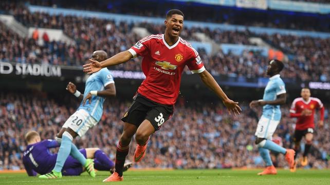 Marcus Rashford commits to Manchester United