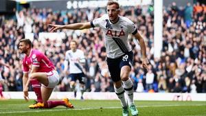 Harry Kane has hit the goal trail again
