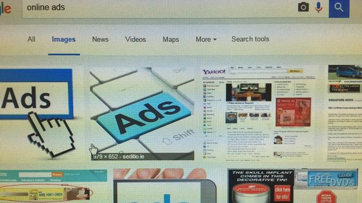 Children targeted online by junk food ads