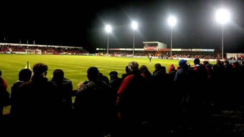 The Showgrounds was due to welcome Waterford FC