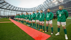 Injuries meant Ireland were able to blood some new players ahead of the tour to South Africa