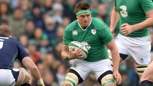 CJ Stander is among the 12 players nominated