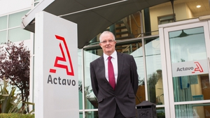 Actavo CEO and Chairman Sean Corkery said the company's growth was 'organically drivenacross all our divisions over the financial year'