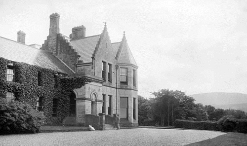 Magherintemple House - where Casement lived as a boy