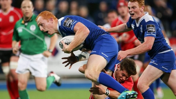 Darragh Fanning made 34 appearances for Leinster