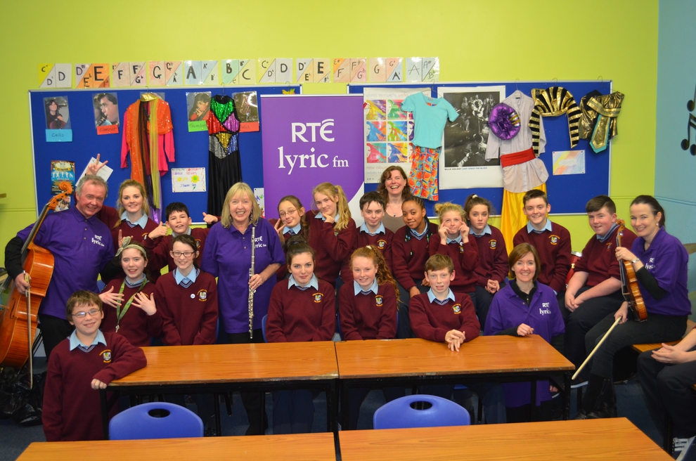 Outreach & Education at RTÉ lyric fm
