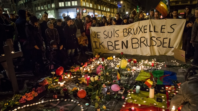 As it happened: Brussels attacks