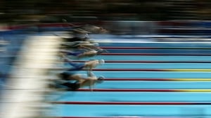 Irish swimmers had another good day at the Euros in Portugal