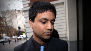Navinder Sarao, 27, is wanted in the United States to face trial on 22 criminal counts of wire fraud