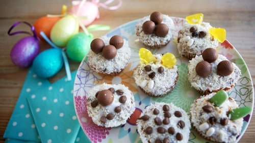 Siobhan Berry's Child Friendly Carrot Cupcakes