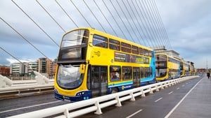 The new BusConnects plan involves spending €1 billion over the next ten years
