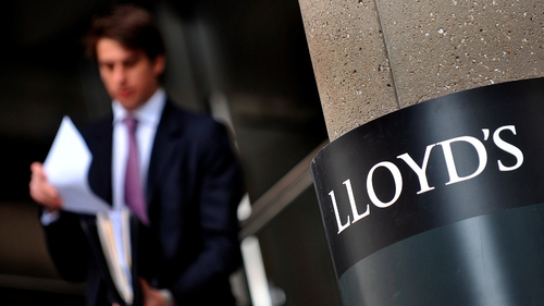 Lloyd's said that it was making contingency plans for a so-called Brexit