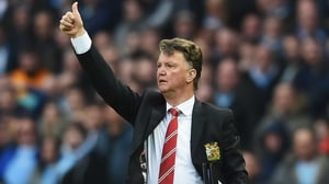 Eamon Dunphy has given LVG the thumbs down