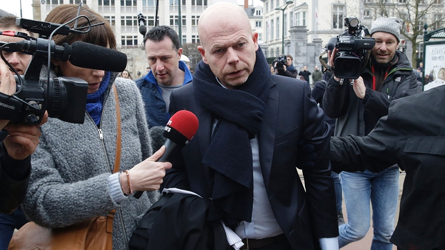 Sven Mary said his client wants to be extradited to France
