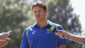 Shane Watson retired from test cricket last year
