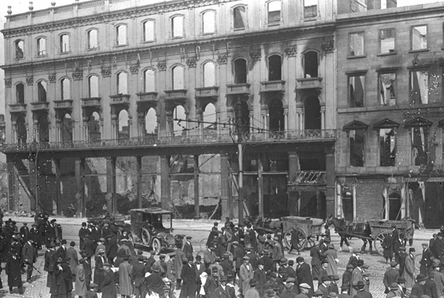 Imperial Hotel, Dublin (1916)