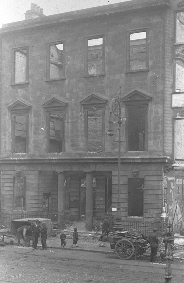 Royal Hibernian Academy, Dublin (1916)