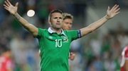 Keane's finishing is still 'top-notch' says Ireland striker Daryl Murphy