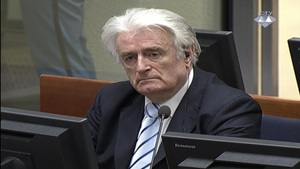 Radovan Karadzic was sentenced to 40 years in jail