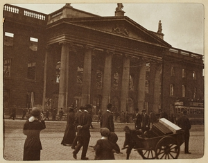 Clip 10: Sick at the GPO (Tinn in Ardoifig an Phoist) - Wrecking the Rising