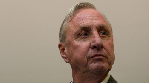 Johan Cruyff has died of lung cancer aged 68