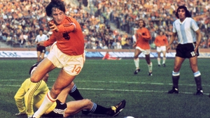 Liam Brady: 'He introduced skills that we hadn't seen and he was so, so fast.'
