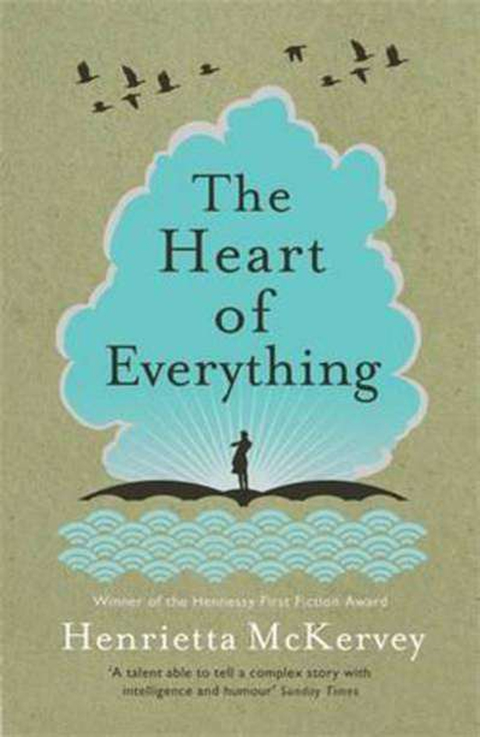 """The Heart of Everything"" by Henrietta McKervey"