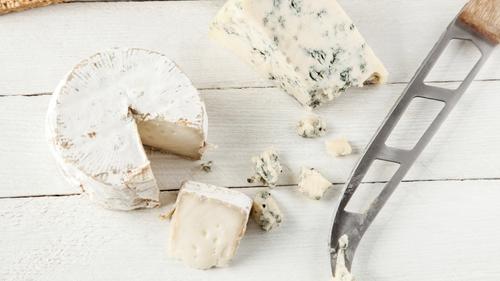 Catherine Fulvio's Goats Cheese, Serrano Ham Tart, Parmesan Pastry: Today