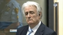 Karadzic sentenced for 40 years following conviction at UN court